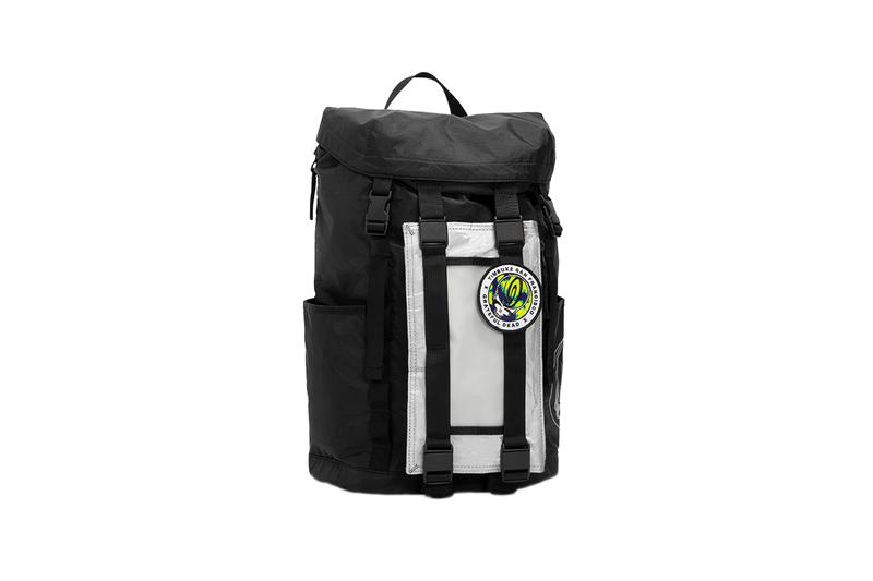 "Kei Hirosawa BEAMS Japan Timbuk2 ""Grateful Dead"" Collaboration Capsule Collection Spring Summer 2019 SS19 Collective Backpack Tote Rucksack Launch Backpack"