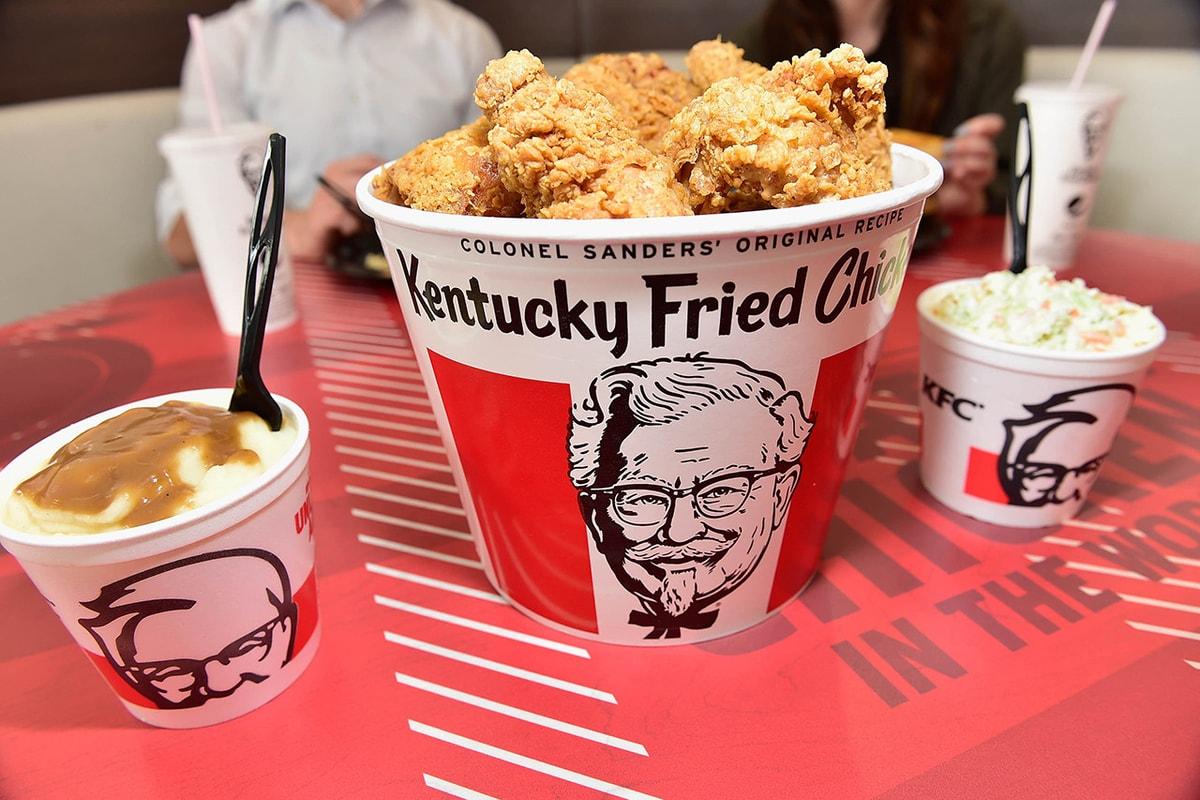 KFC Is Selling Bags of Fried Chicken Skin