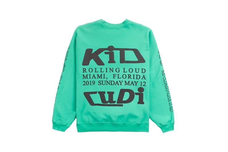 Kid Cudi Cactus Plant Flea Market Rolling Loud 2019 Merchandise Release Info