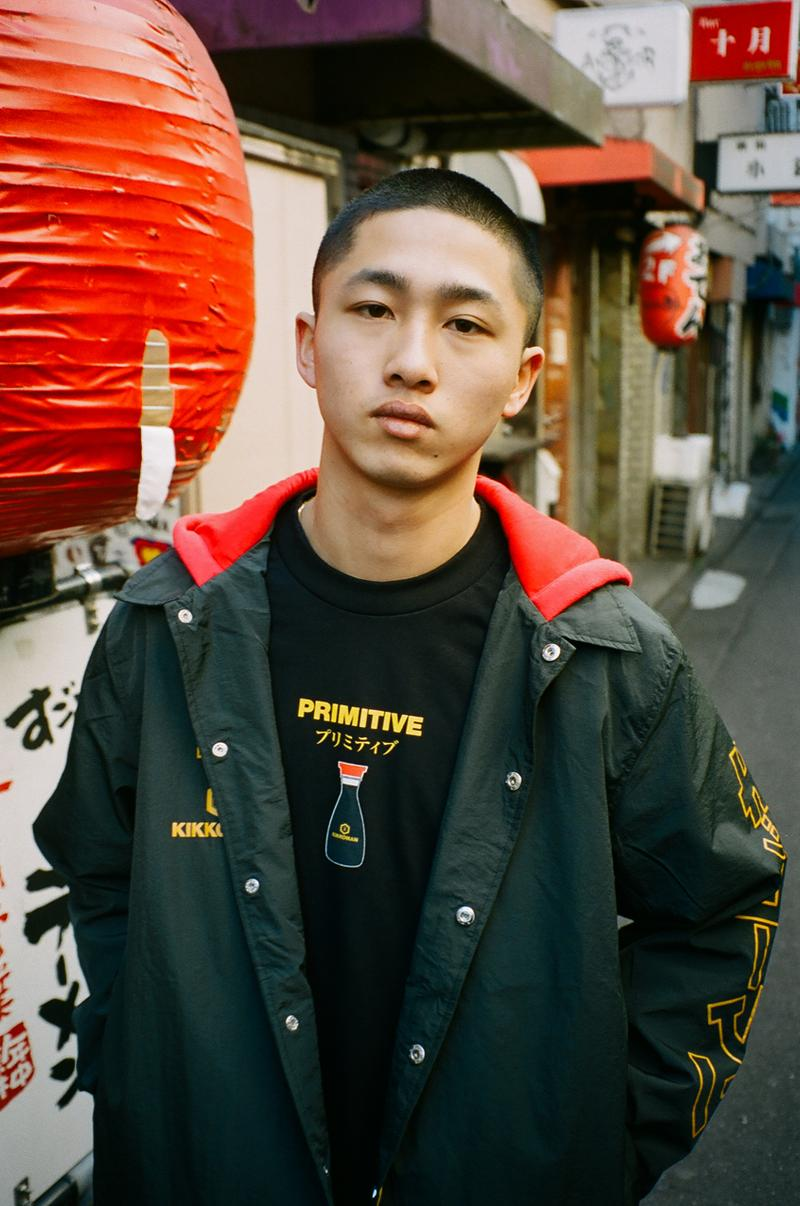 Primitive Teams Up With Kikkoman for a Tasteful Clothing Collaboration