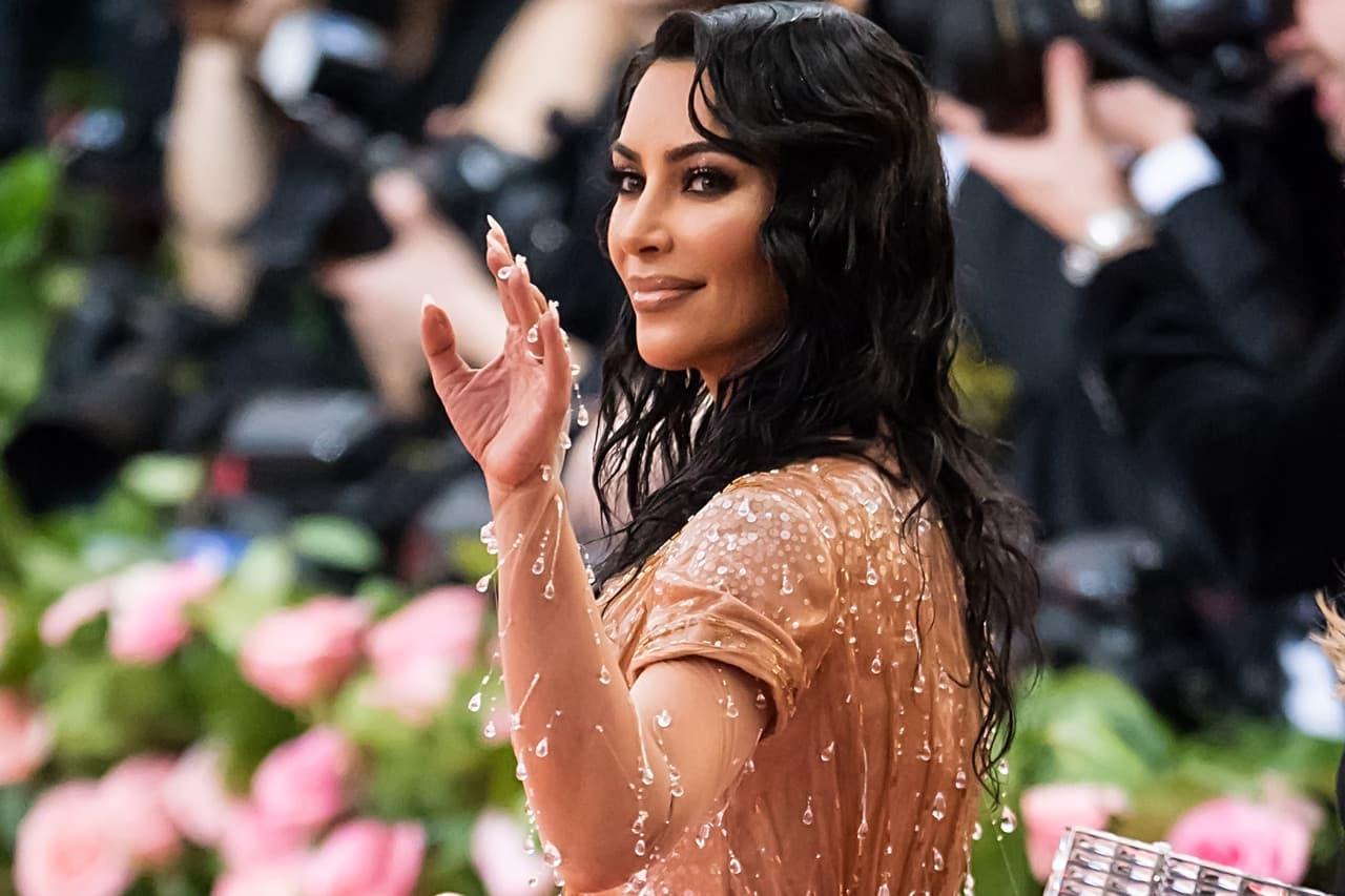 Kim Kardashian Has Already Filed a Trademark for New Baby, Psalm West