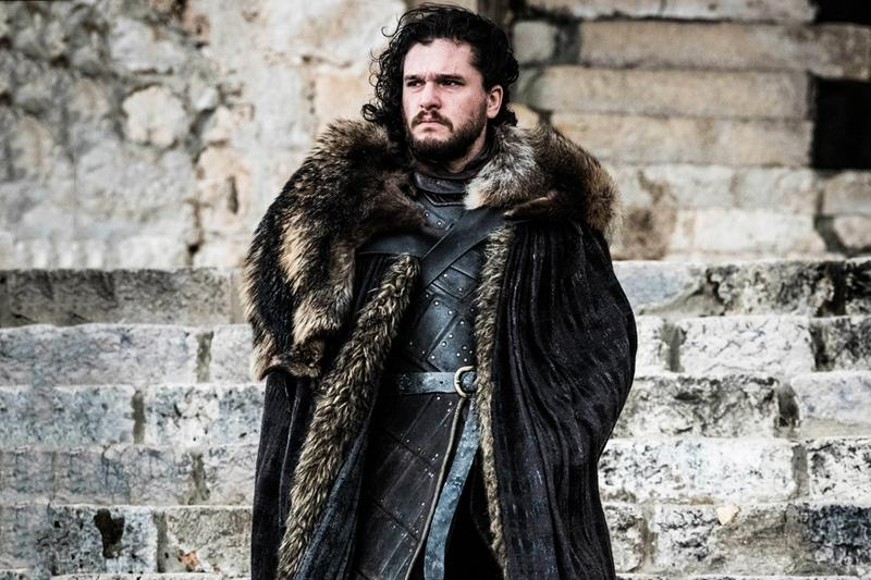 Kit Harington Join Snow Daenarys Targaryen Game of Thrones Series Finale Season 8