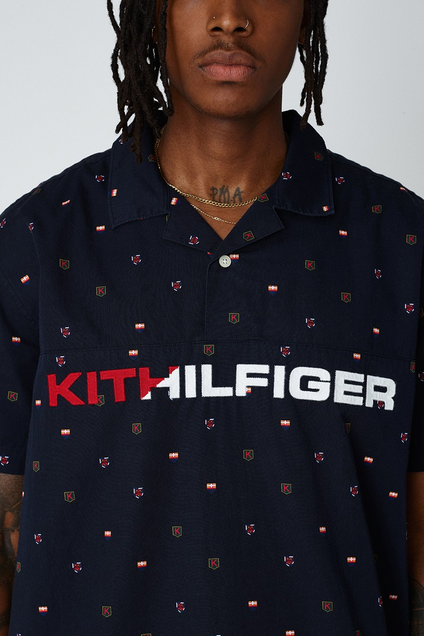 kith and tommy hilfiger collab
