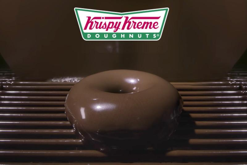 Krispy Kreme Doughnut Chocolate Glazed Classic Original Glaze United States of America USA Nationwide Coverage 5/31 Sale Special Donut Day