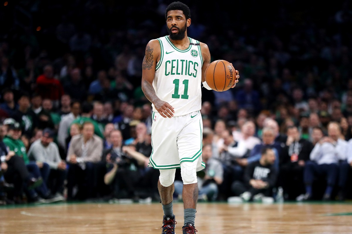 Kyrie Irving Might Be Looking to Suit up for the Los Angeles Lakers