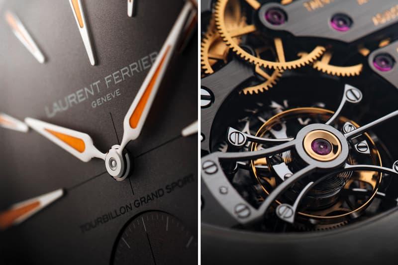 Laurent Ferrier Pays Tribute to 1970s Motor Racing With its New Tourbillon Grand Sport motorsport speed track tour François Servanin kramer racing team porsche watch watches timepiece