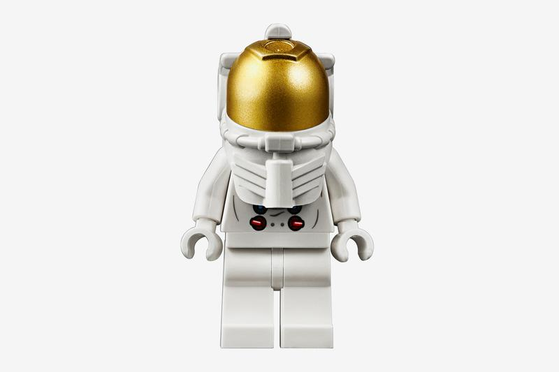 LEGO NASA Apollo 11 Lunar Lander Release Info moon landing 50th anniversary space exploration discovery science planet