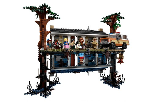 LEGO's 'Stranger Things:' The Upside Down Set Is Now Available for Purchase (UPDATE)