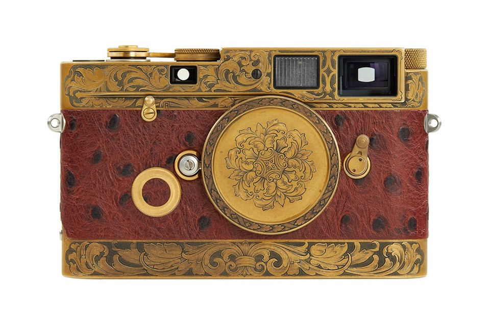 "This Leica MP ""John Botte"" Took Two Years to Make"