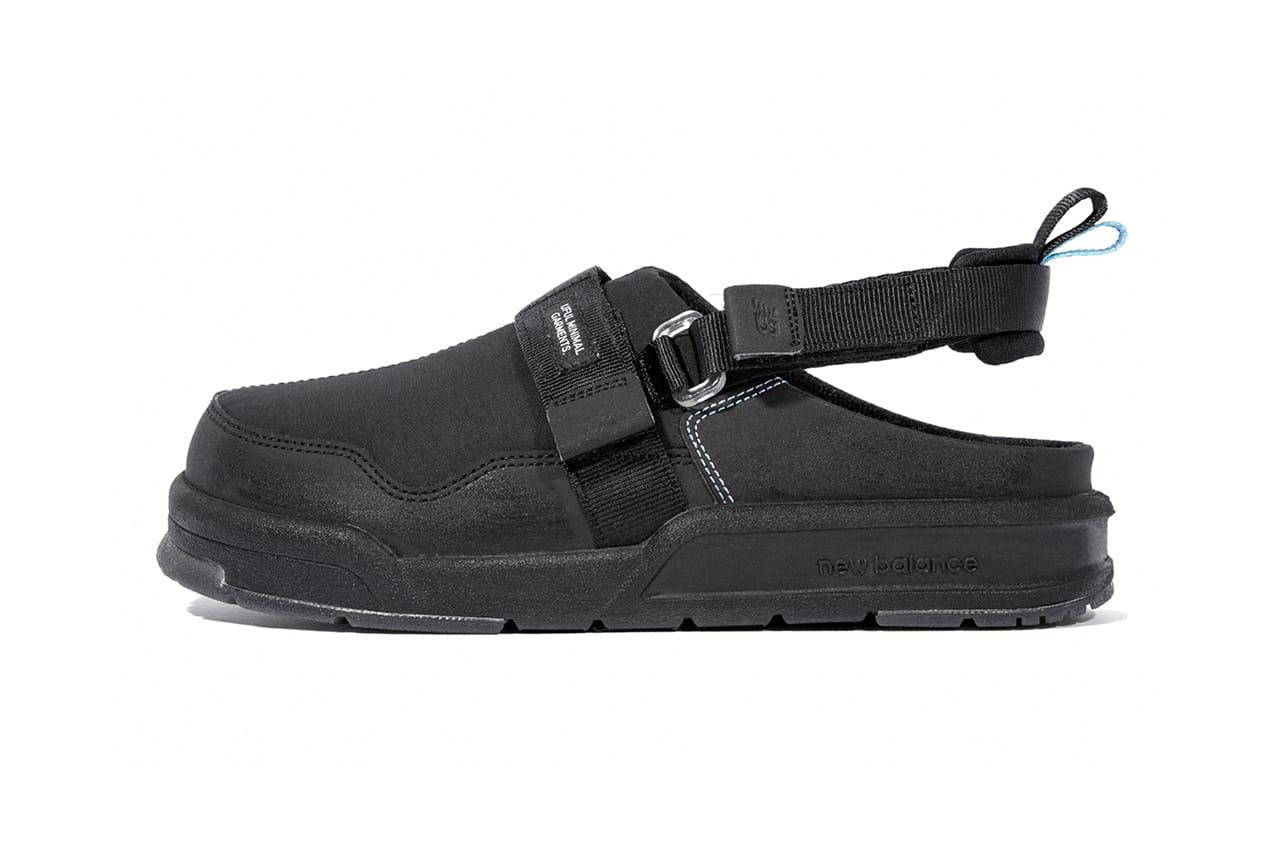 Liful x New Balance SS19 Footwear