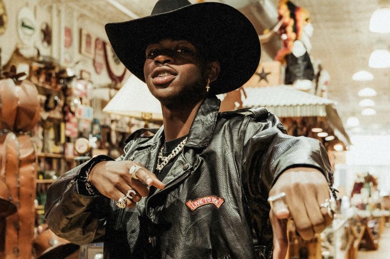 Lil Nas X Billboard Hot 100 Top Spot taylor swift me old town road billy ray cyrus diplo