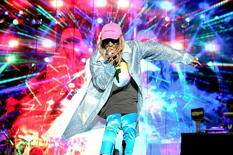 Lil Wayne Rolling Loud Miami police Tariq Cherif