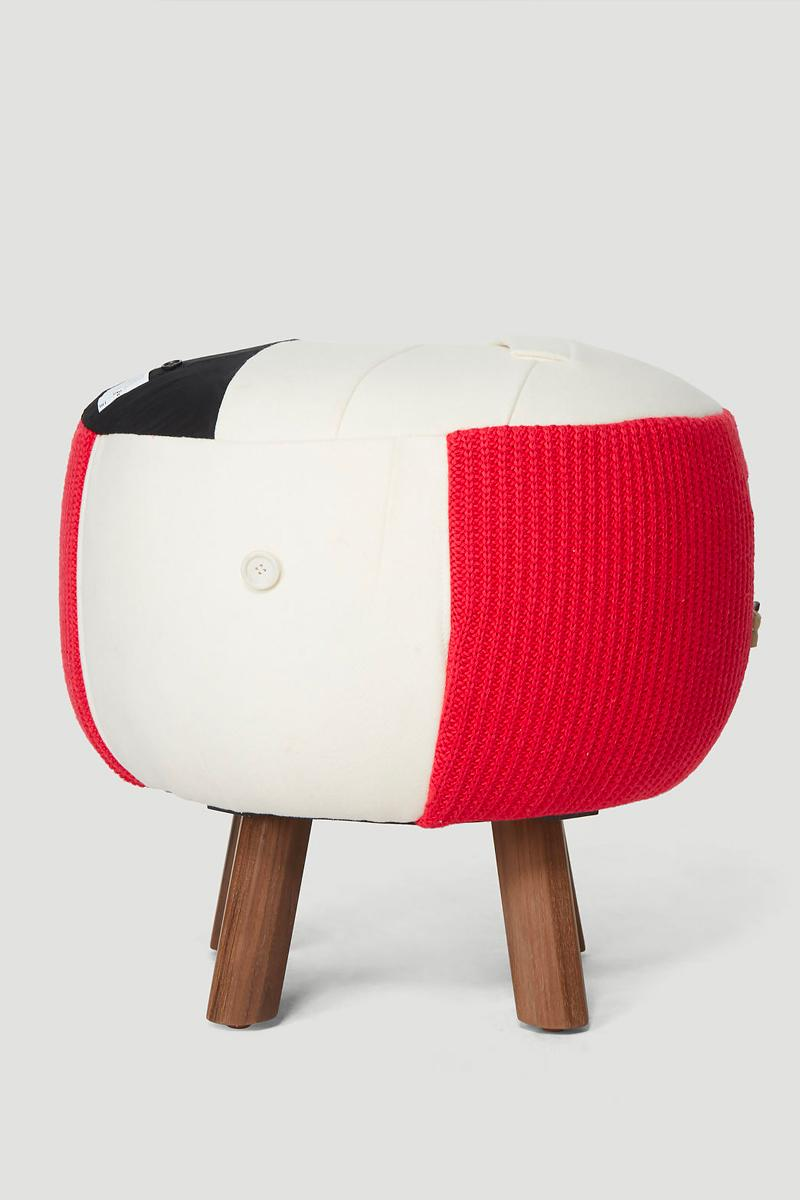 LN-CC DRx Romanelli RXCycle Ottoman Release Blue Red Black 1 2 3 Reclaimed