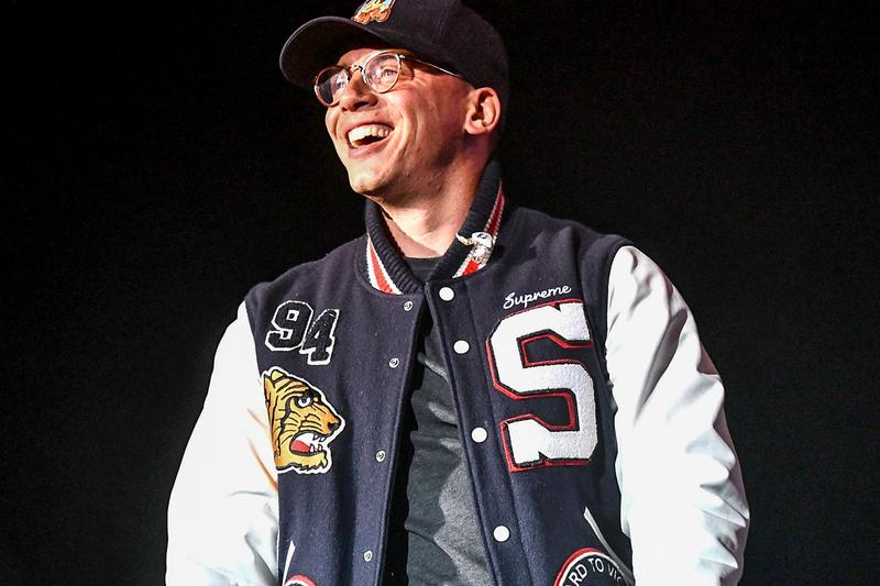 Logic Third No. 1 Album Confessions of a Dangerous Mind
