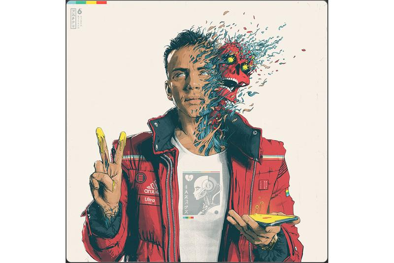 Logic Confessions of a Dangerous Mind Album Stream eminem bobby hall bobby tarantino young sinatra  Eminem Gucci Mane Wiz Khalifa