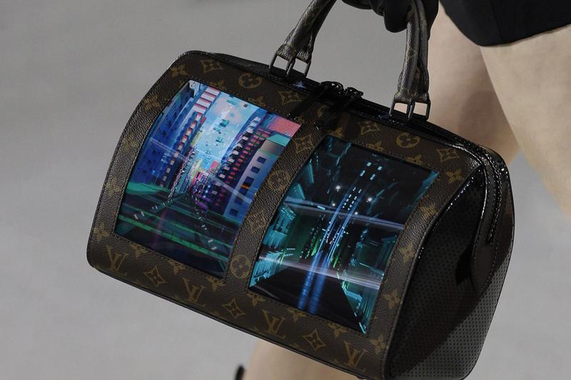 Louis Vuitton altered reality virtual R Technology Bags Accessories vr sneakers menswear viva 2019 covference