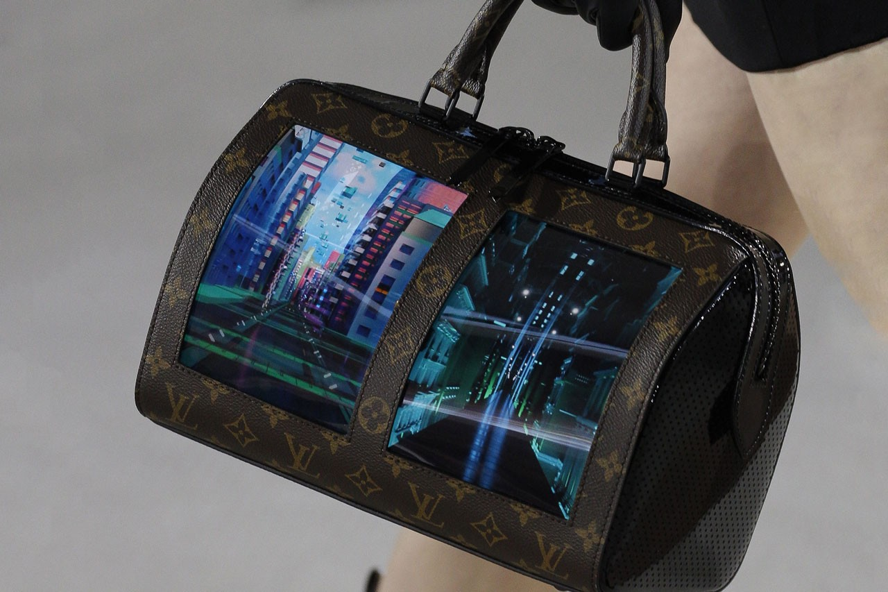 low priced 76464 0bb65 Louis Vuitton Demonstrates Stunning AR Technology-Infused Sneakers and  Accessories