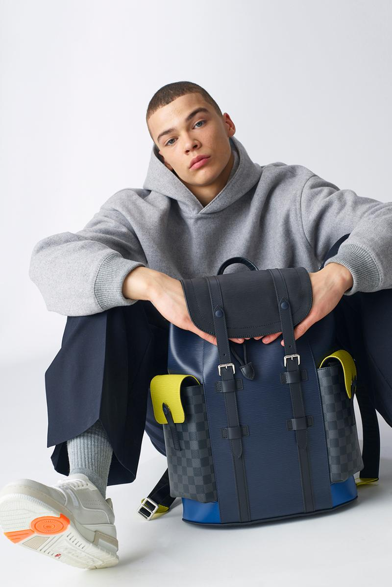 Louis Vuitton Accessories Epi Leather Collection ss19 spring summer 2019 bags patchwork graphite canvas damier danube christopher keepall bumbag may 31