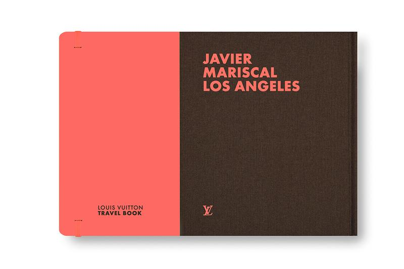 a80e09e6fa Louis Vuitton Travel Book Javier Mariscal Los Angeles Series Limited  Edition Artworks Drawings Sketches neon lights
