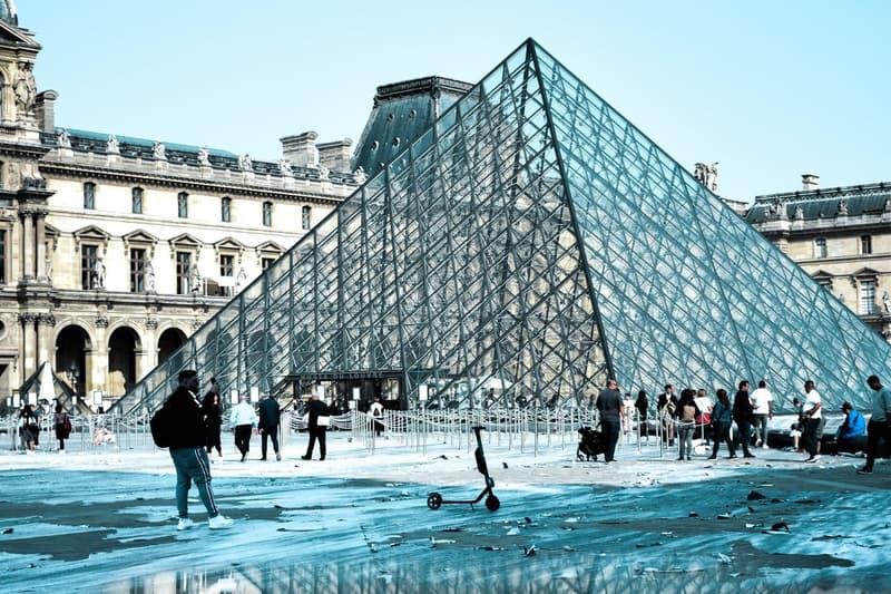 louvre paris strike protest staff shortage museums mona lisa