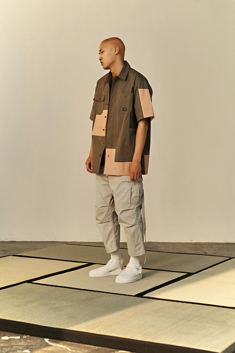 """maharishi Spring/Summer 2019 SS19 Drop 2 Collection Lookbook 17th century mystic artist visionary poet William Blake """"The Marriage of Heaven and Hell"""""""