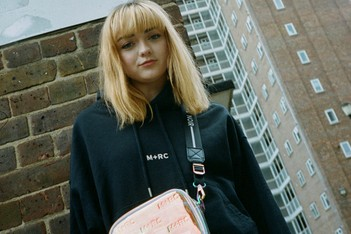 Picture of 'Game of Thrones' Star Maisie Williams Is the Face of M+RC NOIR's Newest Editorial
