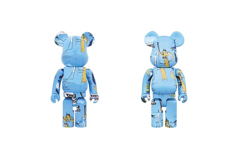 Medicom Toy Covers the Latest BE@RBRICK With Another Iconic Basquiat Painting
