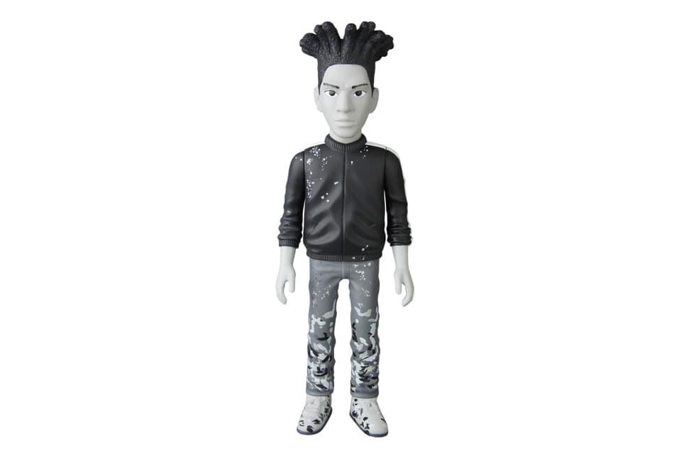Medicom Toy Immortalizes Jean-Michel Basquiat as Vinyl Figure