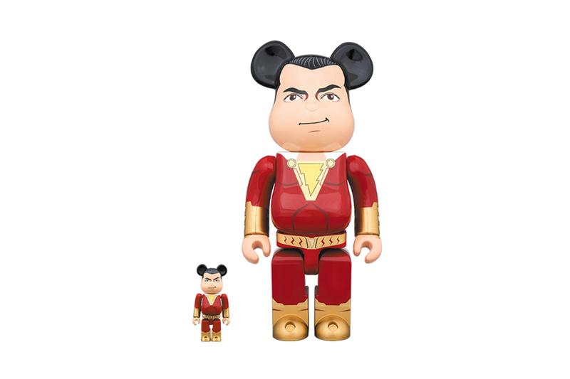 Medicom Toy Releases 'Shazam!' & 'Planet of the Apes'-Inspired BE@RBRICKs