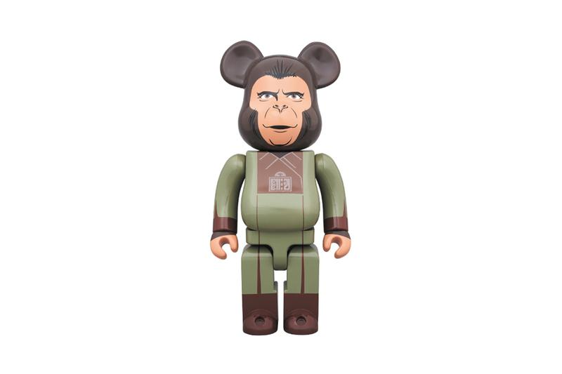 Medicom Toy Shazam & Cornelius BE@RBRICKs Release planet of the apes pota DC comics universe toys collectibles figurines release drop date info pricing