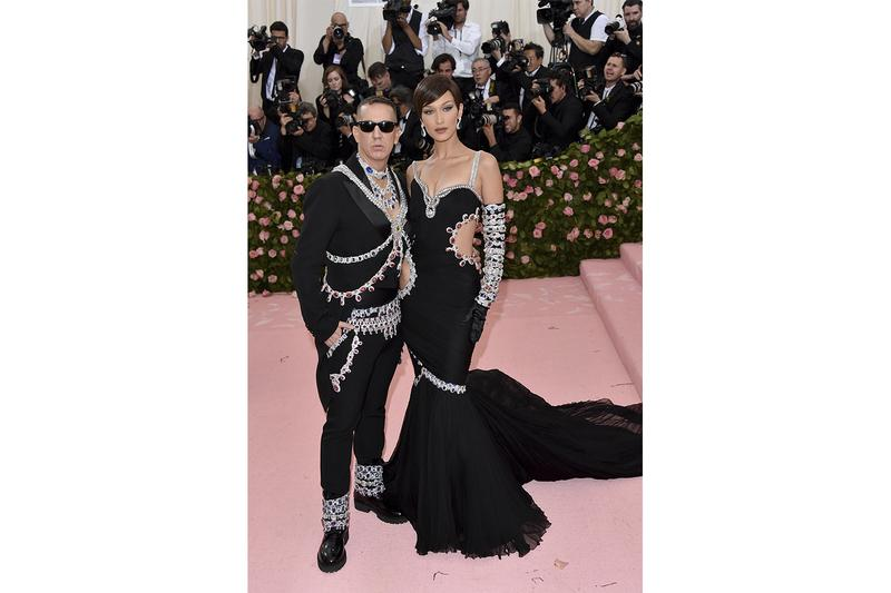 Met Gala 2019 Best dressed red carpets Outfits menswear womenswear best dressed Travis Scott Jared Leto Halsey Frank Ocean Awkwafina French Montana Solange Knowles Gwen Stefani Cardi B Harry Styles Alessandro Michele Florence Welch Anderson Paak Katy Perry Nicki Minaj Lady Gaga Kanye West Kim Kardashian Serena Williams Gigi Hadid Bella Hadid Michael B Jordan Emily Ratjakowski Benedict Cumberbatch Tommy Hilfiger Tom Ford Ezra Miller Winnie Harlow Pyer Moss Jeremy Scott Kylie Jenner Kendall Jenner Tessa Thompson Janelle Monae Donatella Versace Zendaya Dapper Dan Anna Wintour Naomi Campbell