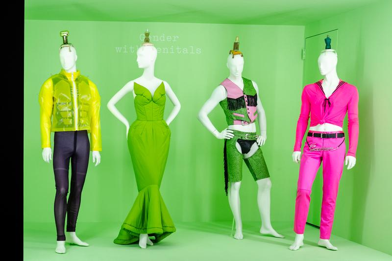 "Met Costume Institute ""Camp: Notes on Fashion‎"" inside show exhibition 2019 may gala"