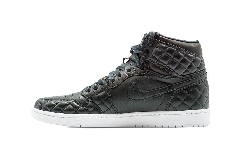 Michael Jordan Designed AJ1 Shoes for Charity raffle sale air jordan 1 silhouette quilted colorway limited 300 pairs may 2019 end contest bid retro OG high