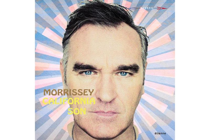 Morrissey California Son Album Stream billie joe armstrong green day covers