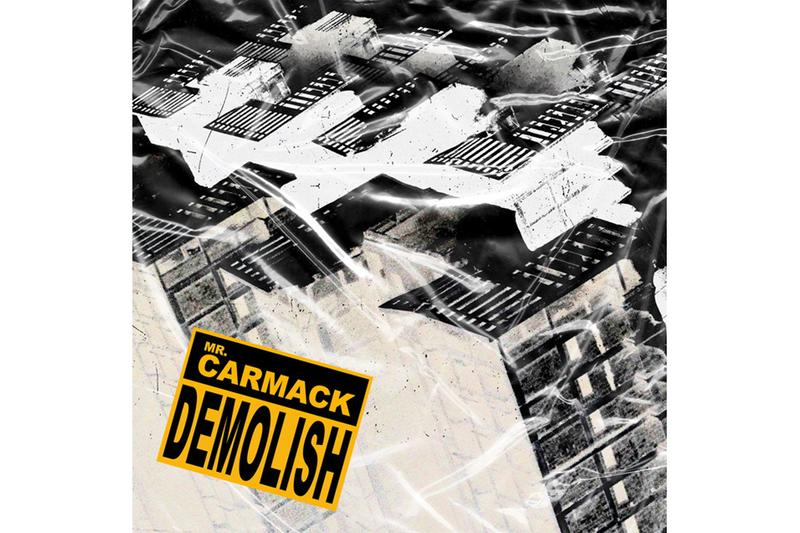 Mr. Carmack 'Demolish' EP Stream Mike Gao Thomas & PJ Tommy abstract electronica bass trap hip-hop dance half-time experimental bass music West Coast Bass future beats