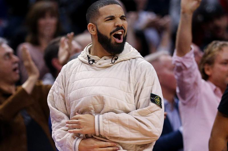 NBA Drake Spectator Conduct The Toronto Raptors Game Eastern Conference Finals Trolling Heckling Courtside Rules Nick Nurse Cavaliers Player Confrontation Kendrick Perkins