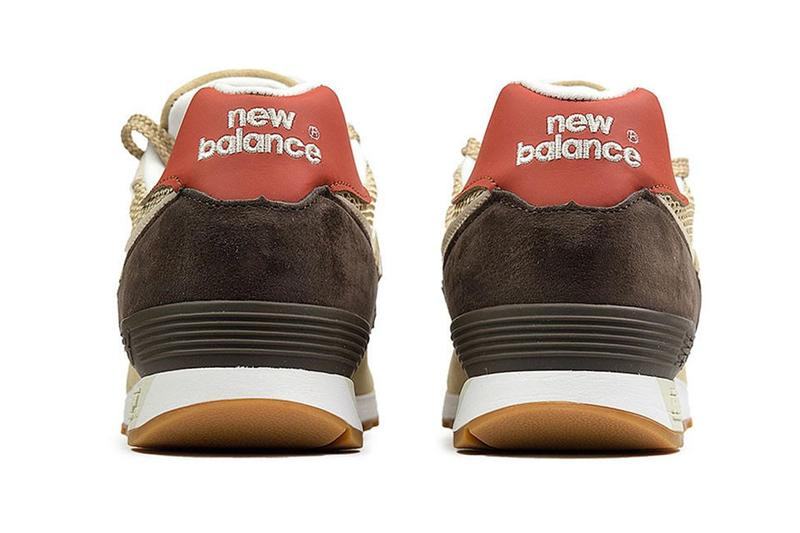 "New Balance 576SE ""Eastern Spices"" Release Information Drop Date Sneaker Cop Now Eleven Premium Pig Skin Suede ENCAP Sole Unit Old School Runner OG Leather Mesh Original Shape Embroidered"