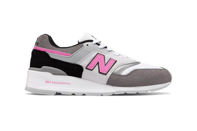 get cheap f07ba 4f337 New Balance Releases 997 Made in U.S.A. in Clean
