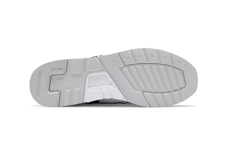 New Balance M997 LBK Grey/Pink Made in USA Release Information Sneaker Drop Date Cop Now Buy Premium Retro Runner Footwear Leather Suede ENCAP Sole