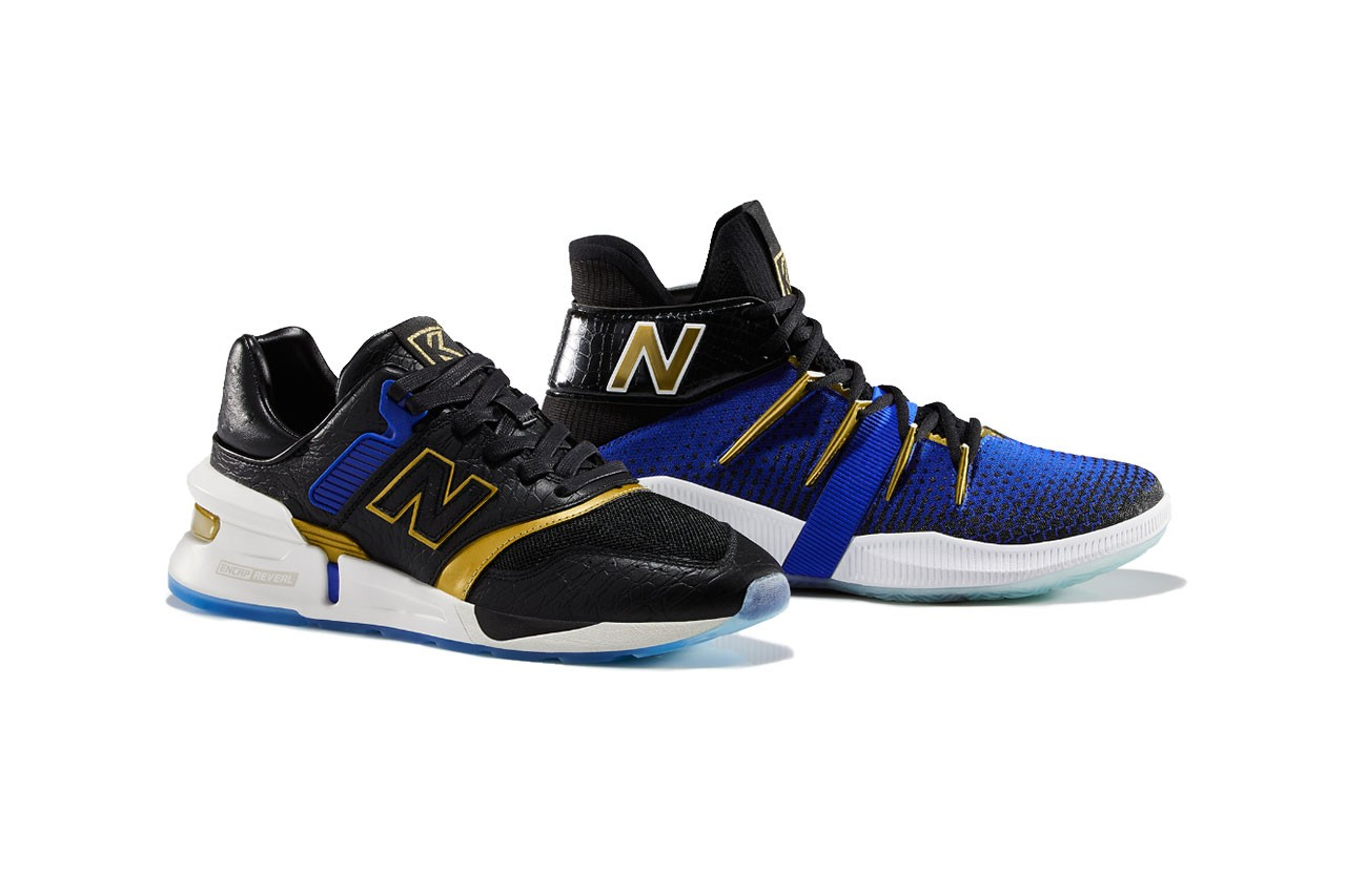 0eb0f762e3632 new balance kawhi leonard OMN1S 2-way sneaker shoe signature 997 colorway  drop release info. ""