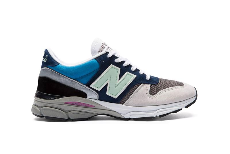 "New Balance ""Summer Nine"" Made In UK Pack Shoes 1500.9 990.9 770.9 990v3 colorway release date info drop buy"