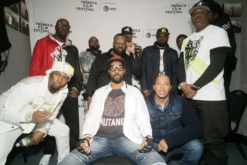 New York City Wu-Tang Clan District  Staten Island rza gza ghostface killah method man redman odb raekwon
