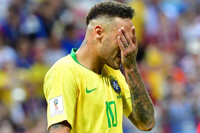 Neymar Jr. Stripped of Brazil Captaincy copa america tournament paris saint germain psg football soccer dani alves