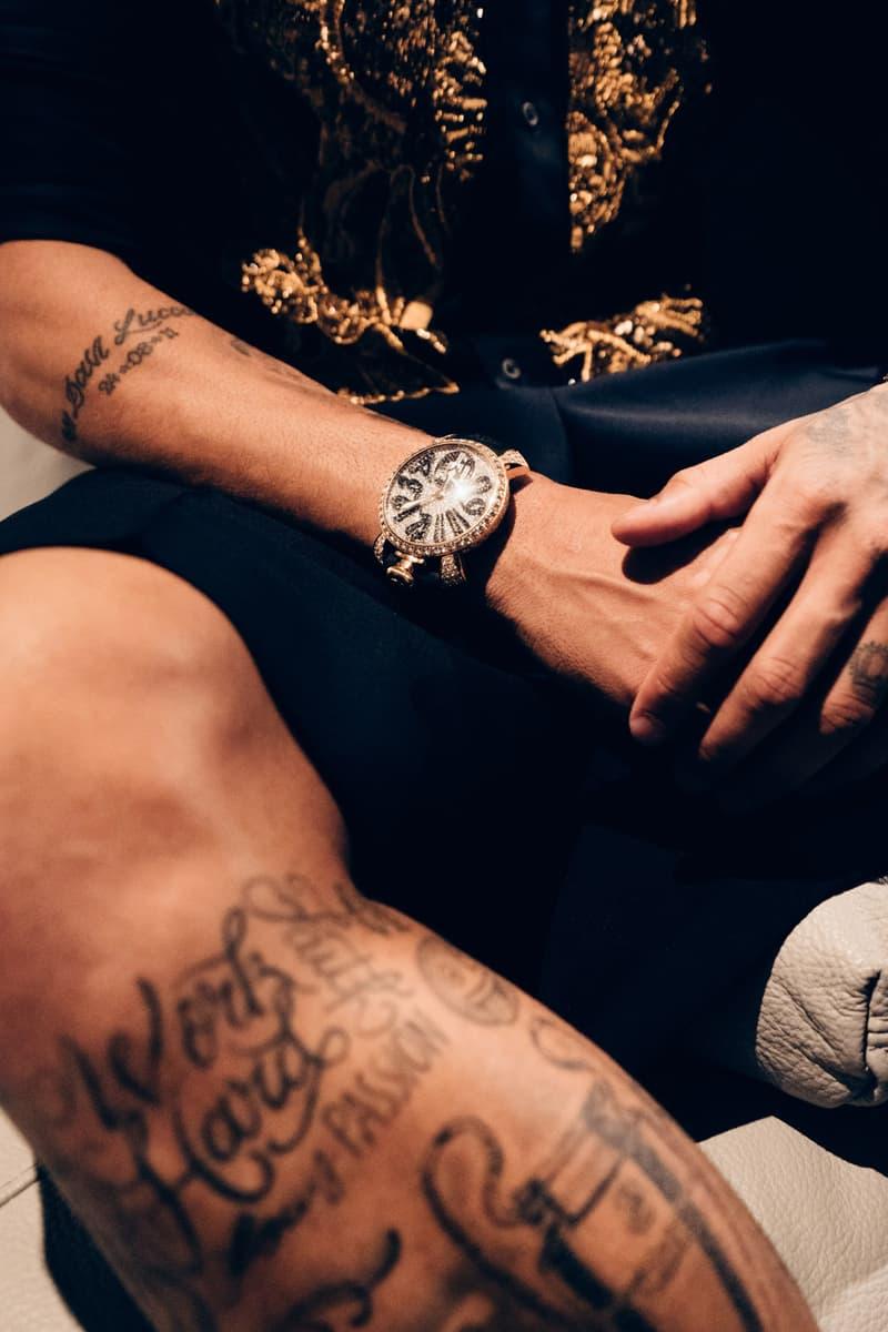 Neymar Jr. Talks Tattoos and His New Diesel Fragrance interviews France hypebeast france paris paris saint germain brazil football soccer