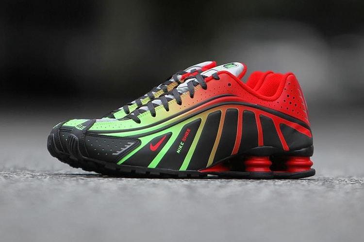 sale retailer a117a dc5db Take a Closer Look at Neymar Jr. s Nike Shox R4 Sneakers