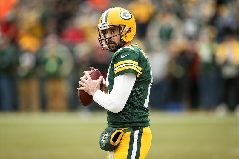 NFL Legend Aaron Rodgers Makes 'Game of Thrones' Cameo Green Bay Packers NFL MVP The Bells HBO Ed Sheeran Coldplay Entertainment TV Shows