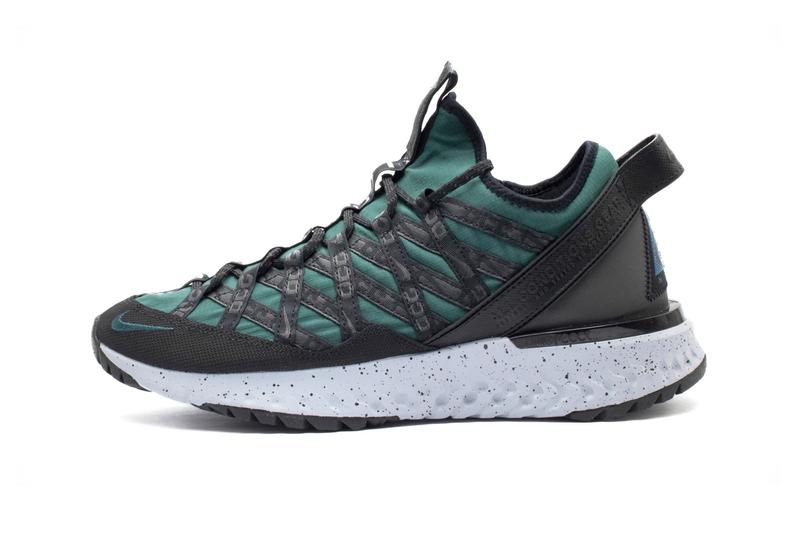 Nike ACG React Terra Gobe Deep Jungle Black/Rose
