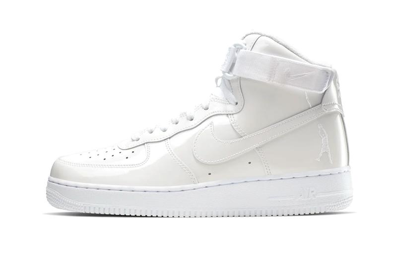 super cute e7a05 40546 Nike Air Force 1 High Sheed Release Info 743546-107