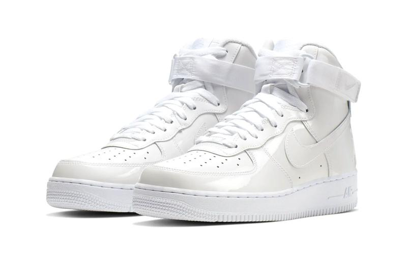 ropa interior adolescente Melodioso  Nike Air Force 1 High