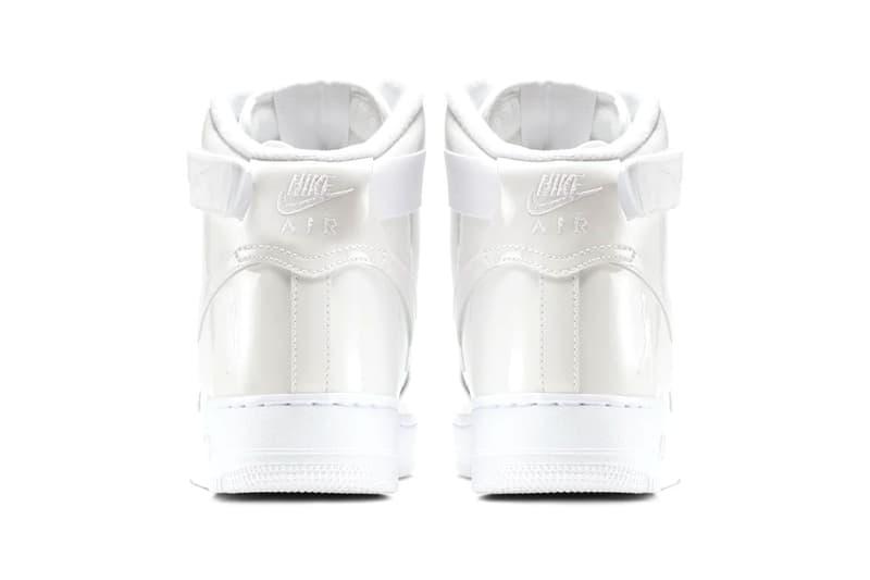Nike Air Force 1 High Sheed Release Info 743546-107